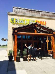 Beach Hut Deli exterior photo - Fresno