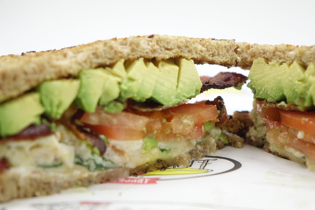 Dawn Patrol Sandwich