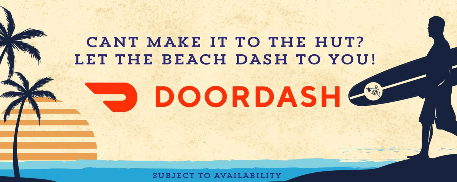 DoorDash Slide